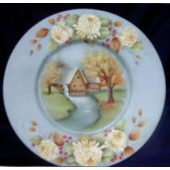 Fall Serenity Rim Plate Packet, Mary Wiseman