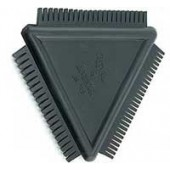 Triangular Graining Comb, Black