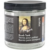 Mona Lisa Brush Tank, 16 oz.