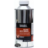 Soluvar Matte Varnish, 32oz - FLAMMABLE