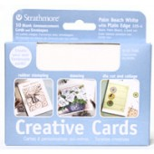 Strathmore Creative Cards - 10 Announcement Cards and Envelopes