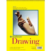 Strathmore Drawing Pad, 11 x 14 inch