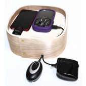Squircle Bentwood Charging Station