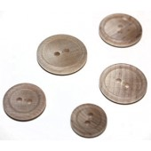 Wood Craft Button Set