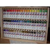 Large, Jo Sonja Paint Tube Storage Rack