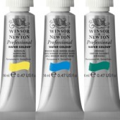 Winsor & Newton 14 ml Artist's Professional Watercolors