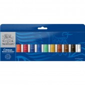 Cotman 12 Watercolor Tube Set