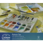 Cotman Palette Watercolor Set