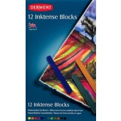 Derwent Set of 12 Inktense Blocks