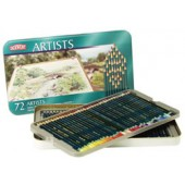 Derwent 72 Piece Colored Pencil Set