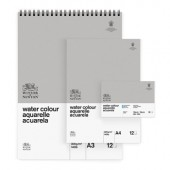 Winsor and Newton Classic Spiral Bound Watercolor Pads