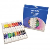 Reeves 20-22 ml Watercolor Set