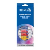 Reeves Fine Watercolour 12 tube set
