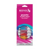 Reeves Gouache 12 Tube