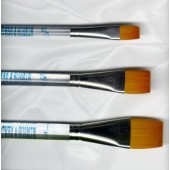 Winsor & Newton Golden Taklon Flat Wash Brushes