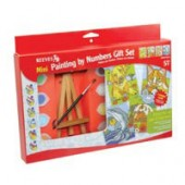 Mini Painting by Number Gift Set