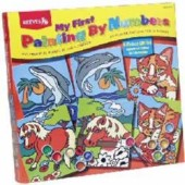 My First Painting By Numbers Gift Set