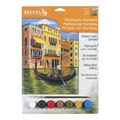 Venice, Medium Paint by Number