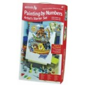 Painting by Numbers Starter Set