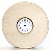 10 inch Clock Plate (with bead)