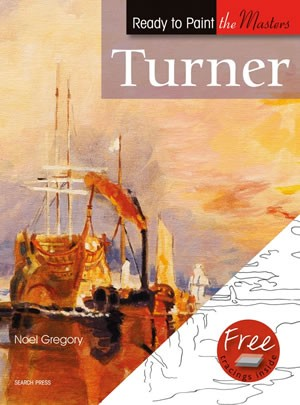 Ready to Paint The Master's: TURNER