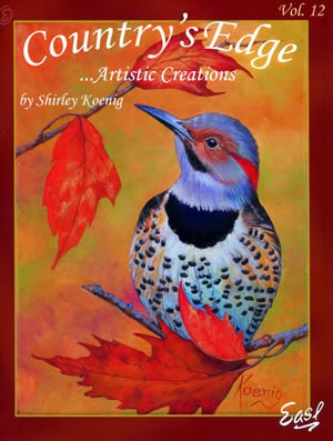Country's Edge, Artistic Creations Volume 12