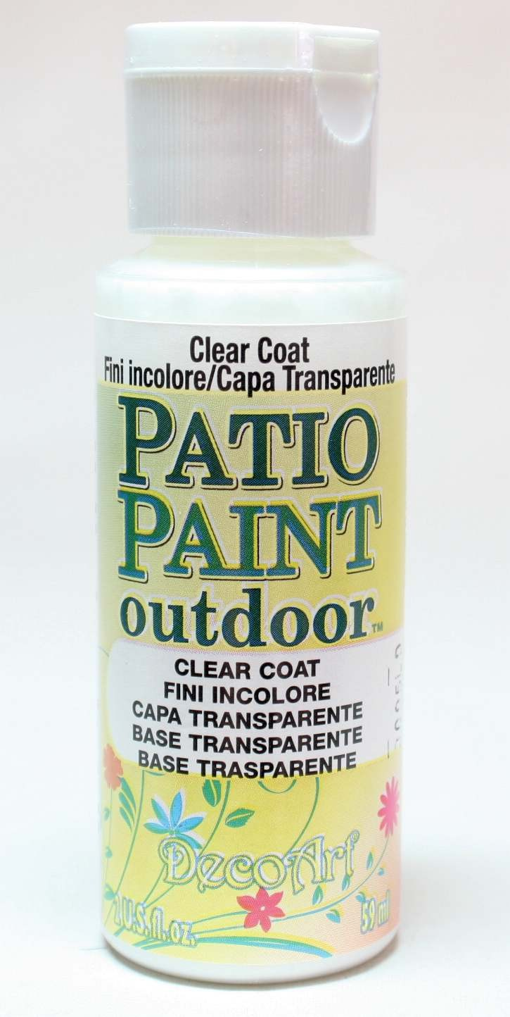 Awe Inspiring Clear Coat Decoart Patio Paint 2Oz Download Free Architecture Designs Embacsunscenecom