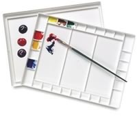 Super Pro Double Sided Palette System