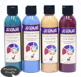 jo sonja background colors potting shed collection