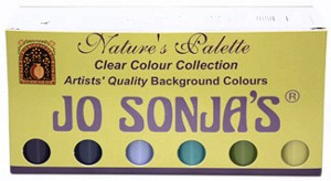 Jo Sonja Clear Colour Collection - Set of 12 Colors