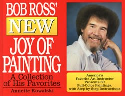 New Joy of Painting Book