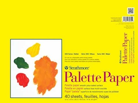 Strathmore Disposable Acrylic Palette Pad