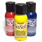 DecoArt SoSoft Fabric Acrylic 1oz