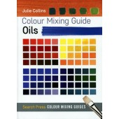 Oil Colour Mixing Guide