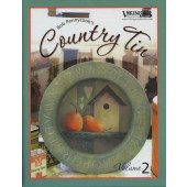 Country Tin Volume 2 Front Cover by Bob Pennycook