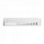 Type Setting Graphic Arts Ruler 13.75 inch