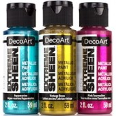 DecoArt Extreme Sheen Metallic Paint