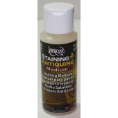 Deco Art Staining Antiquing Medium, 2 oz