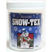 Deco Art Snow-Tex, 4 oz