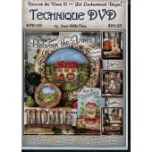 Between the Vines 10 Companion Technique DVD