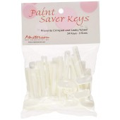 Paint Saver Keys 24 Pack