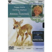 Getting Started with Animals 'Fawn' in Oils, 1 Hour DVD