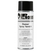 Bob Ross Damar Varnish Spray - FLAMMABLE