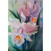 Bob Ross Floral Packet - Orchids