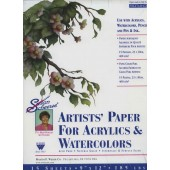 Susan Scheewe Watercolor Paper Pad