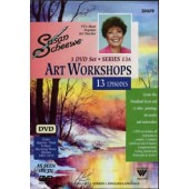 Scheewe Art Workshop Series 13A, 3 DVD Set Front Cover