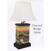 Covered Bridge Lamp Packet, Betty Caithness