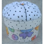 Funky Flowers Pin Cushion Box