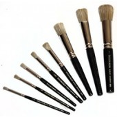 Decorator Stencil Brushes by Robert Simmons