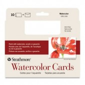 10 Watercolor Greeting Cards